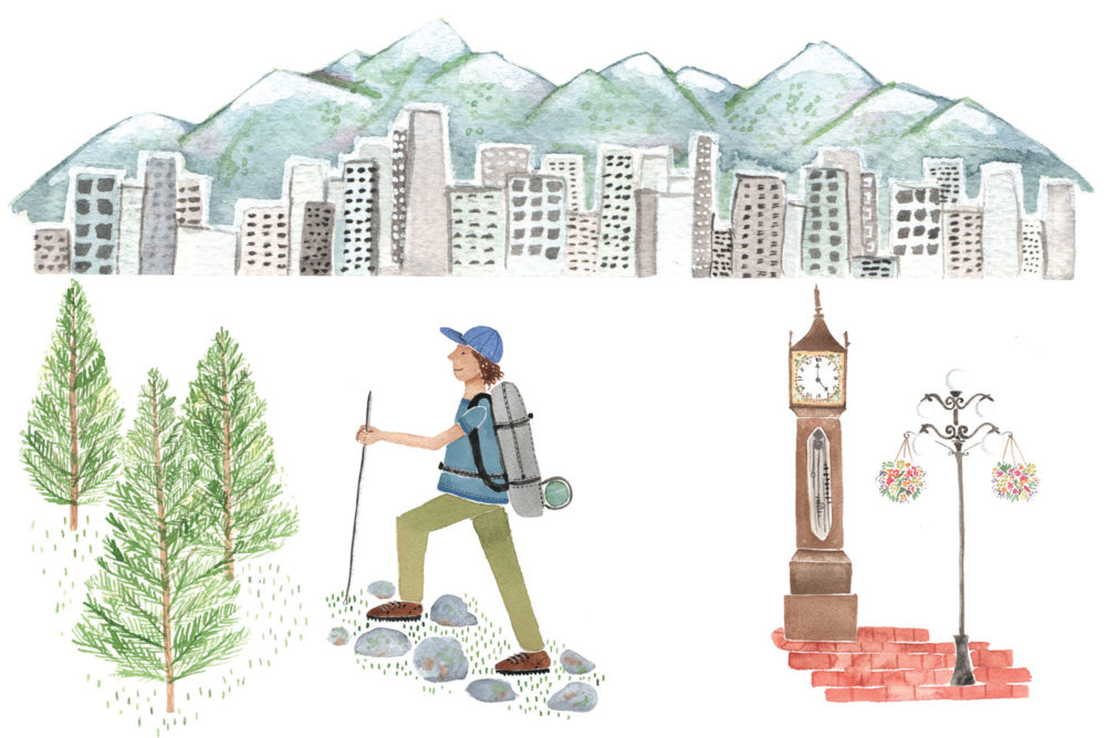 Five-minute guide to Vancouver, Canada.