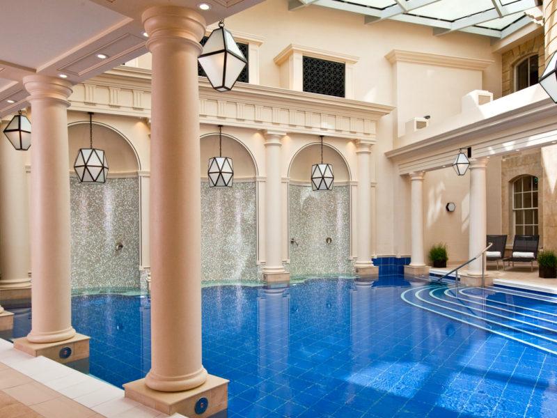 The Gainsborough Bath Spa, England.