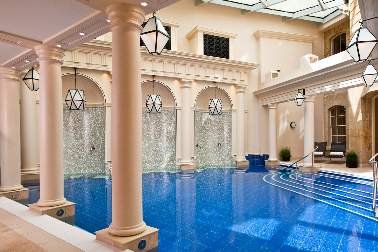 The Gainsborough Bath Spa, England.