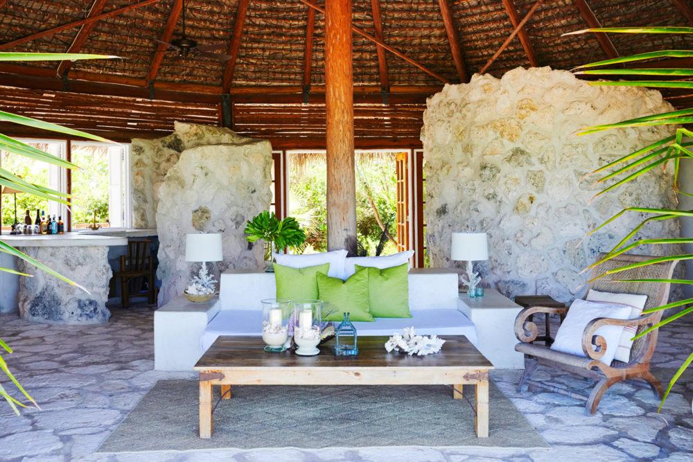 The Bahamas' Kamalame Cay resort