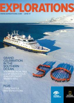 Lindblad Explorations Brochure
