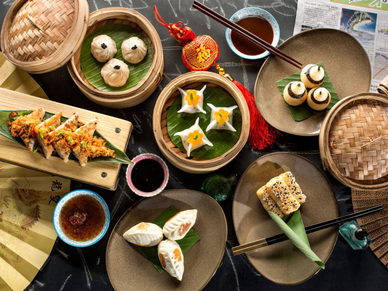 Zheng He offers Dubai's first Beijing Duck brunch, with only three items on the menu that do not feature duck.