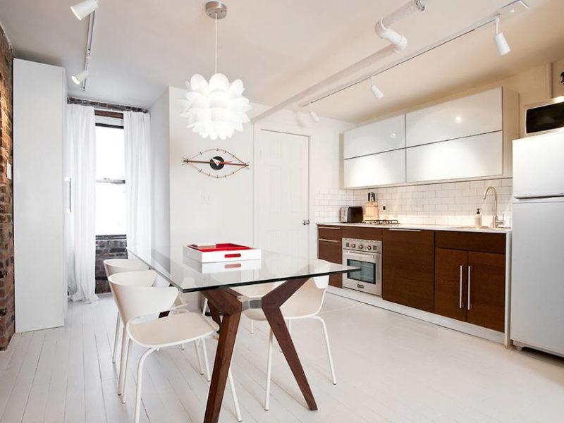 Designer loft, Soho style. New York, Airbnb