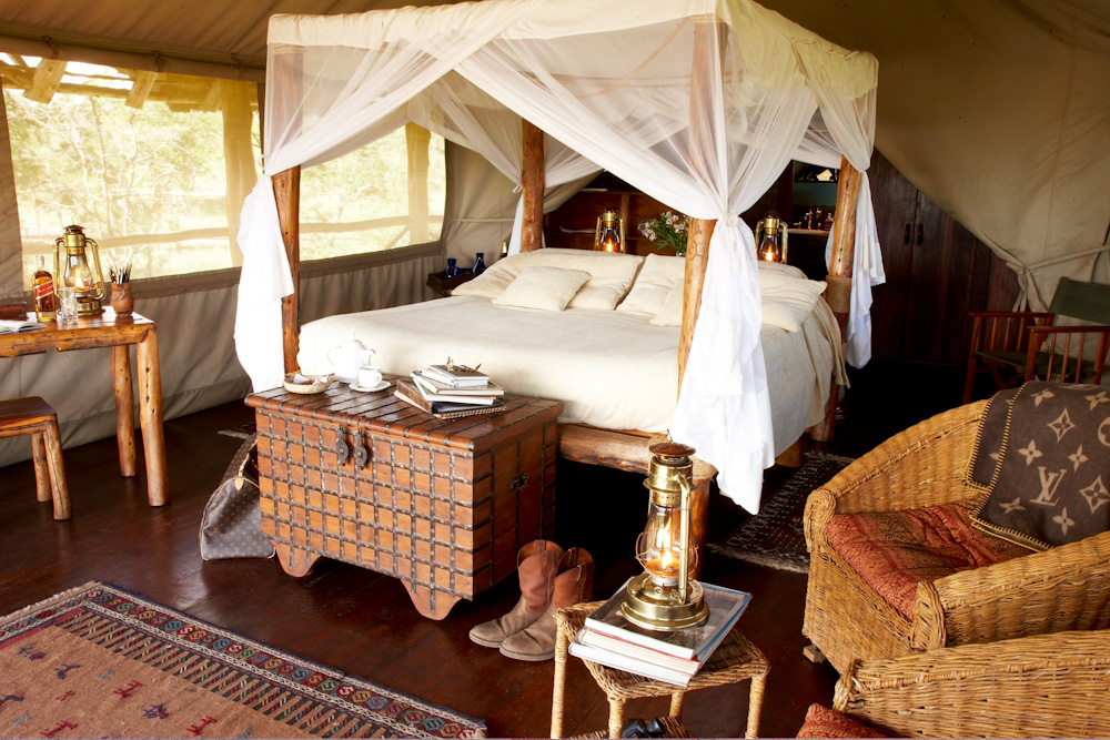 Campi ya Kanzi Kenya private game ranch maasai eco stay