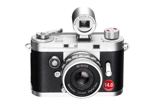 Minox DCC 14.0 instant camera
