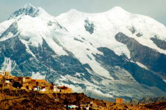 Cordillera Real La Paz