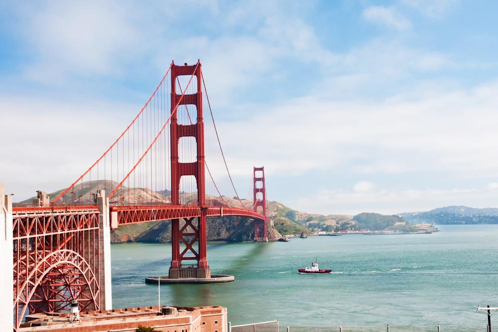 San Francisco bay california