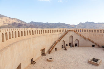 Nizwa Fort Oman, secret travel gems