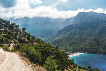 Faralya, Turkey. secret travel gems