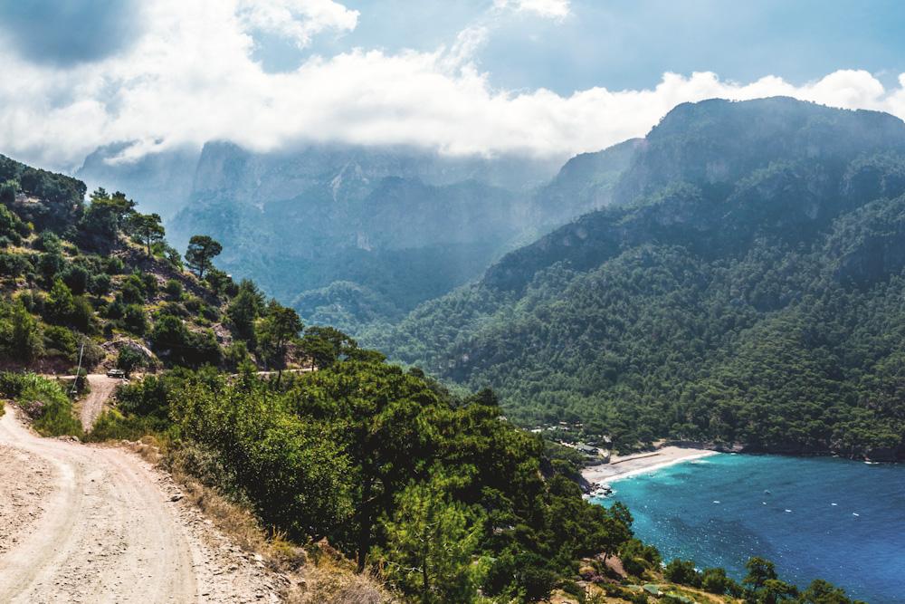 Faralya, Turkey. secret travel gems