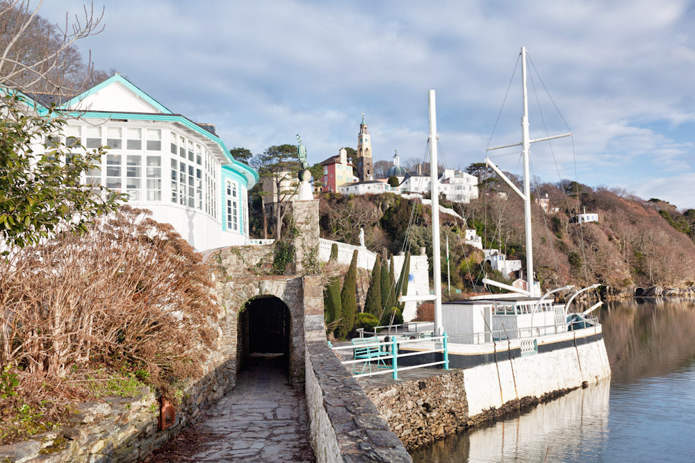 Portmeirion Wales 100 secret gems
