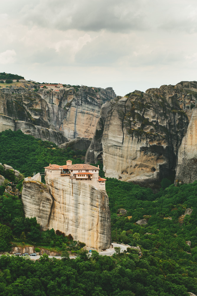 Meteora, Greece, secret travel gems Europe