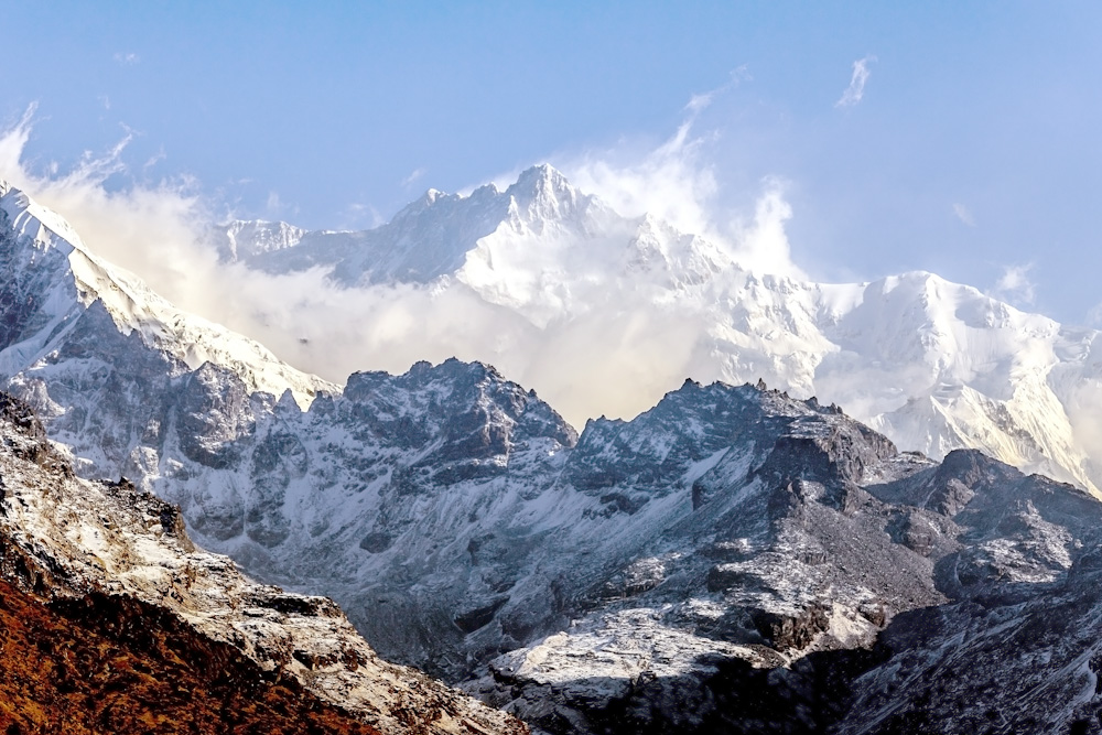 Kangchenjunga, Dzongri, Sikkim, India