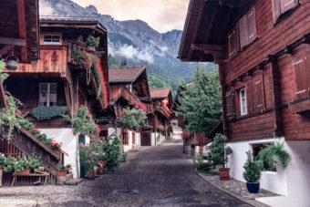 Brienz, Switzerland, secret travel gems Europe