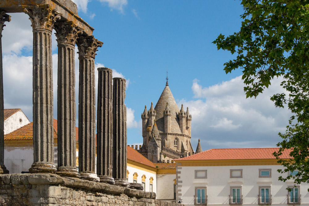 Evora, Portugal, secret travel gems