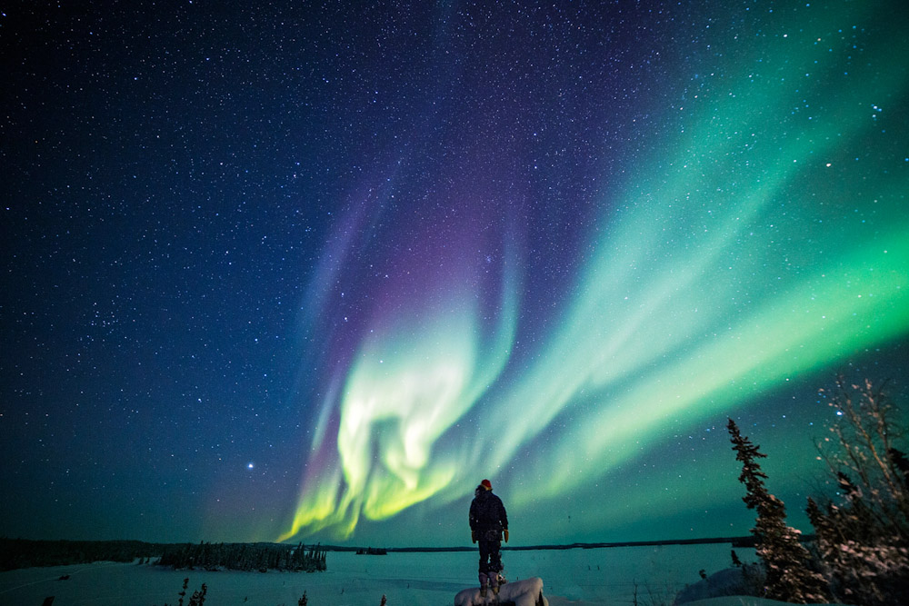 Yellowknife: The Best Place To See The Northern Lights Great Ideas