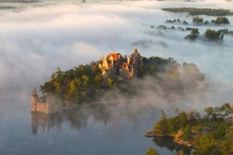 Canada Thousand Islands boldt castle