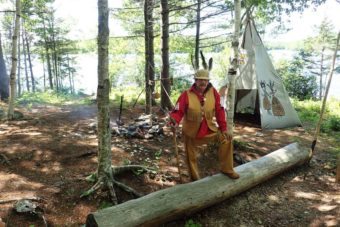 Eskasoni Mi'kmaq Goat Island First Nation