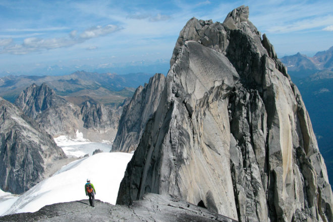 heli-hiking chopper extreme bugaboos british columbia helicopter Bugaboo Provincial Park