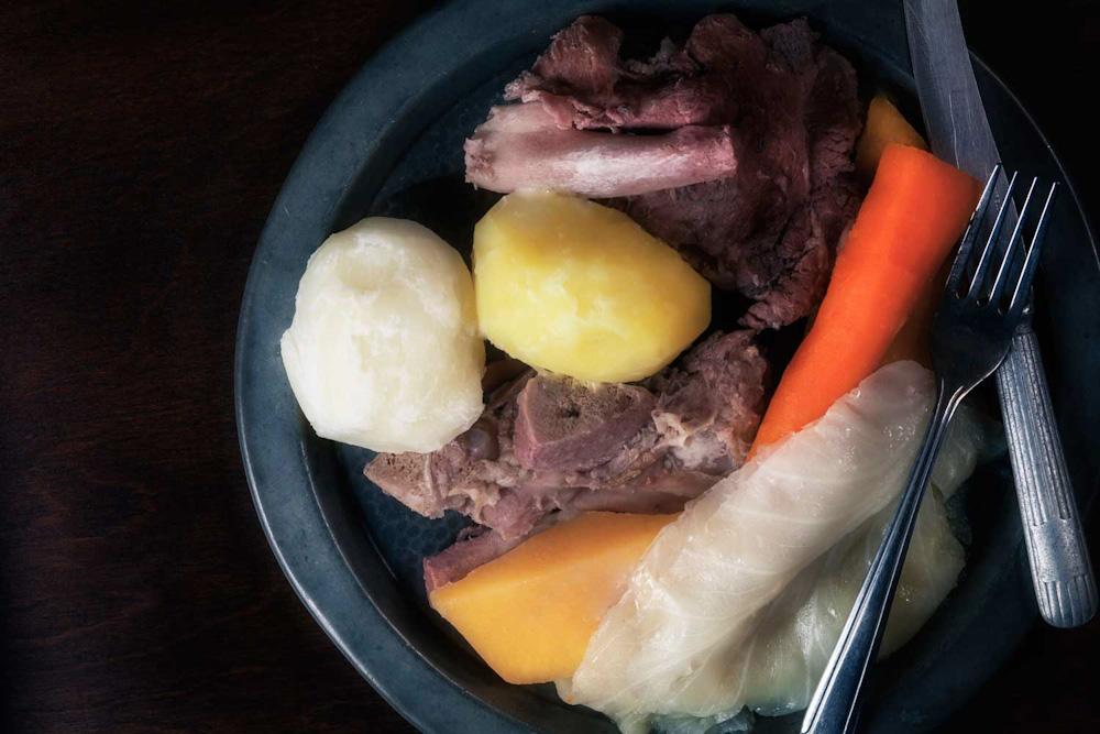 jiggs dinner newfoundland traditional irish