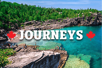 Canada's Undiscovered Journeys
