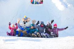 Winter festival Canada