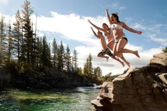 Alberta, Undiscovered Western Canada