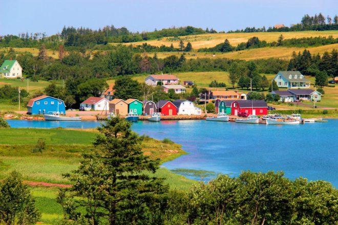 Prince Edward Island Canada Holidays