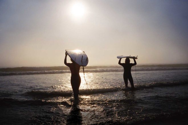 Canada Tofino surf holidays beach natural attractions surfers
