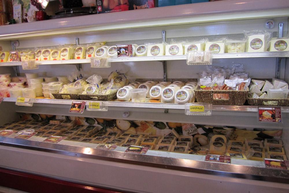 Van Isle British Columbia Canada Foodie Food eat and drink holidays Little Qualicum Cheeseworks