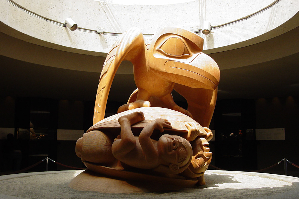 Canada Vancouver holidays Museum of Anthropology culture university bristish columbia campus