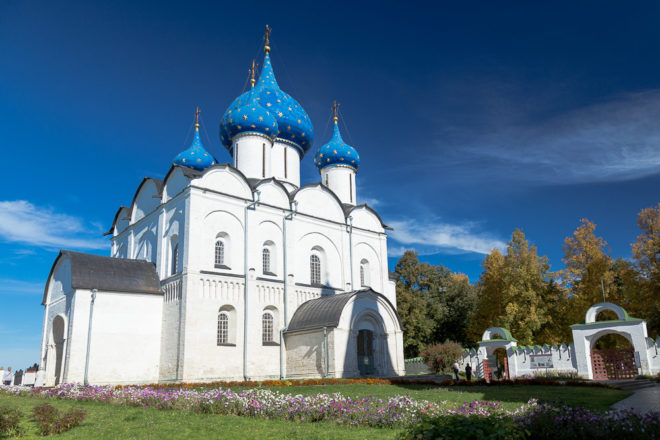 Cathedral of the Nativity, Suzdal, Kremlin