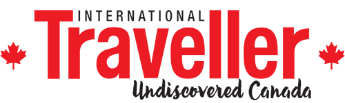 International Traveller Undiscovered Canada logo