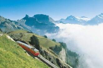 travel Switzerland train