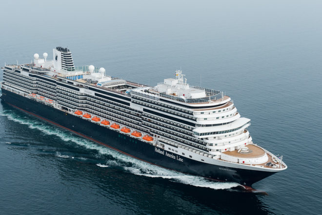 See the sights from the ms Koningsdam cruising through Venice