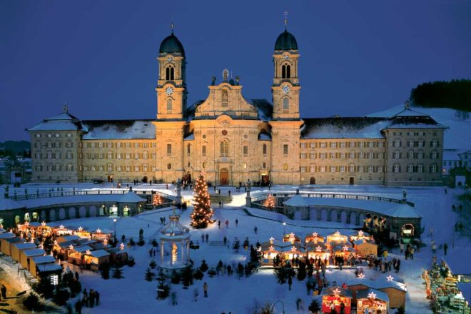 christmas switzerland festivals