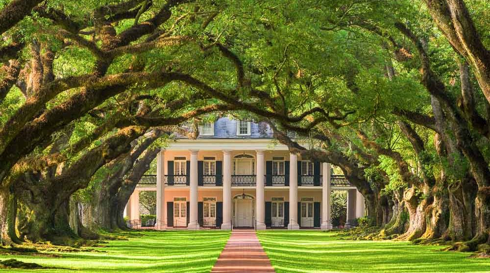 Oak Alley Plantation Louisiana