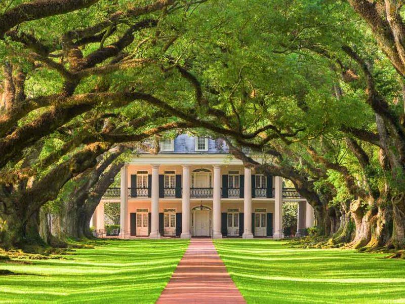 Oak Alley Plantation Louisiana