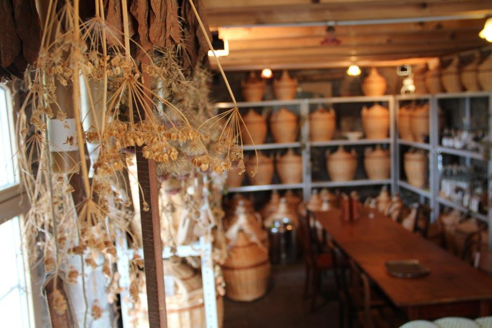 Switzerland farm gin