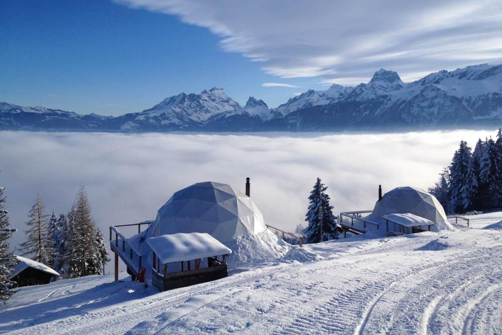 Switzerland snow activities