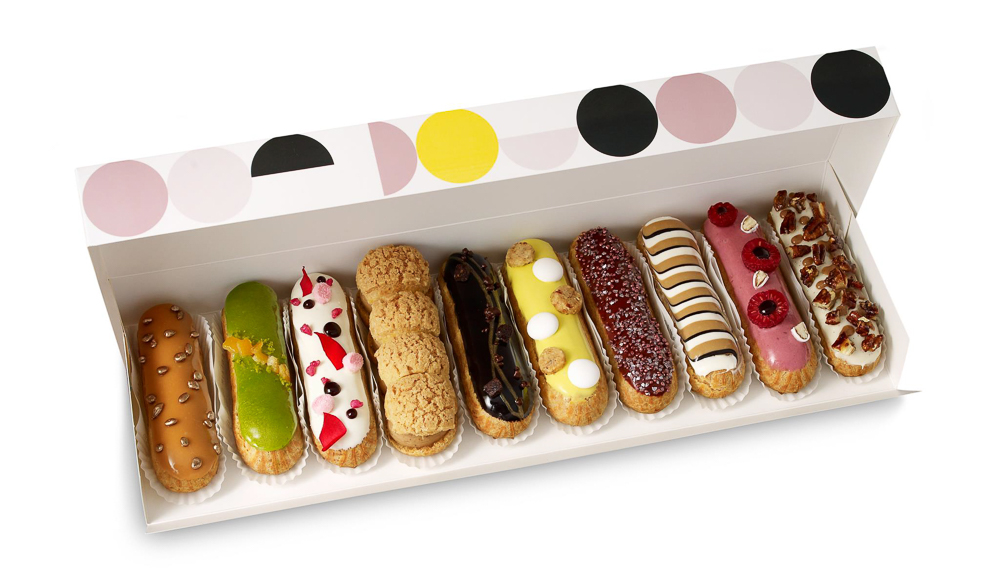 The pastries are out of this world you will be in pastry heaven in Paris