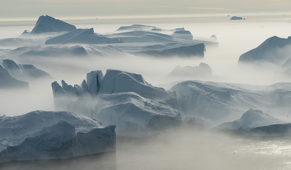 Icebergs Ilulissat, Greenland