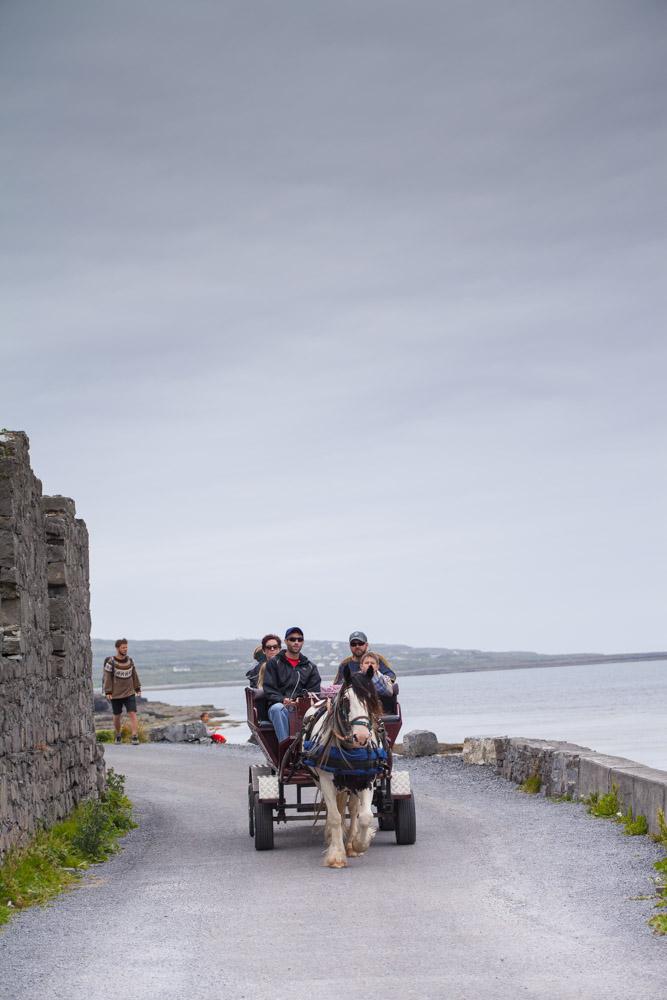 Inis Mór ireland transport