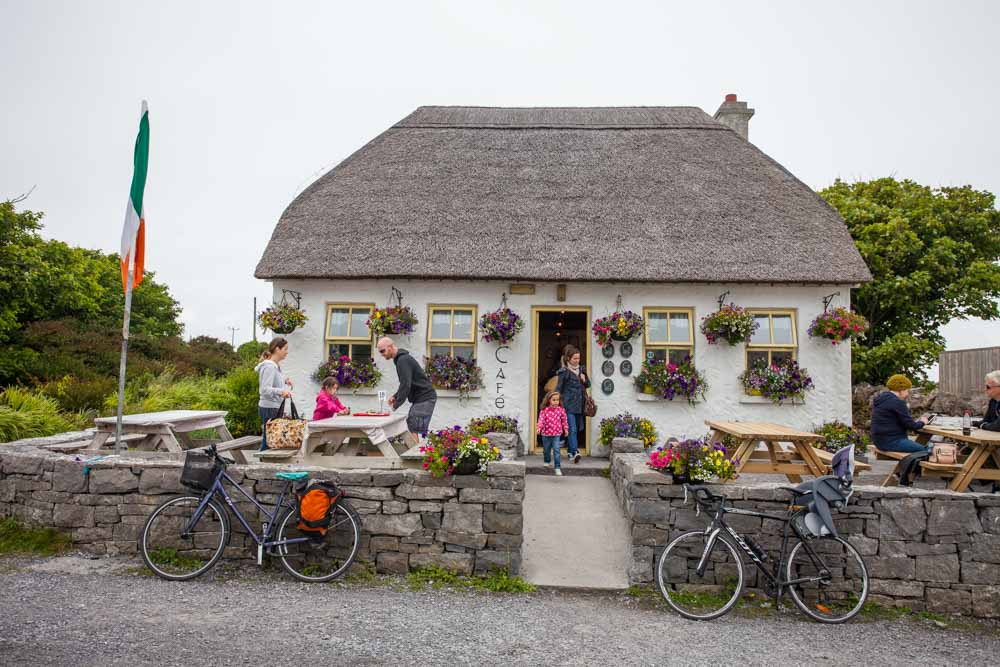 dining ireland island