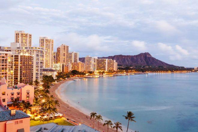 O'ahu Hawai'i island
