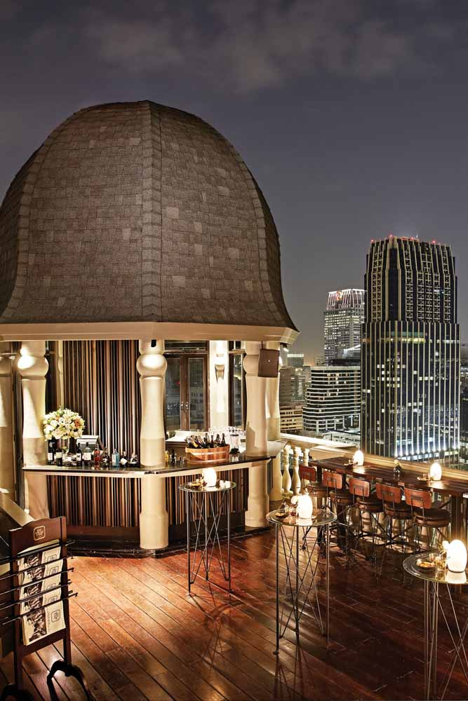 bangkok rooftop bars thailand nightlife