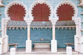tiles patterns culture Sintra Portugal
