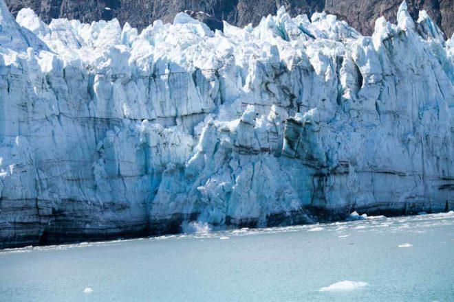 cruising alaska ice