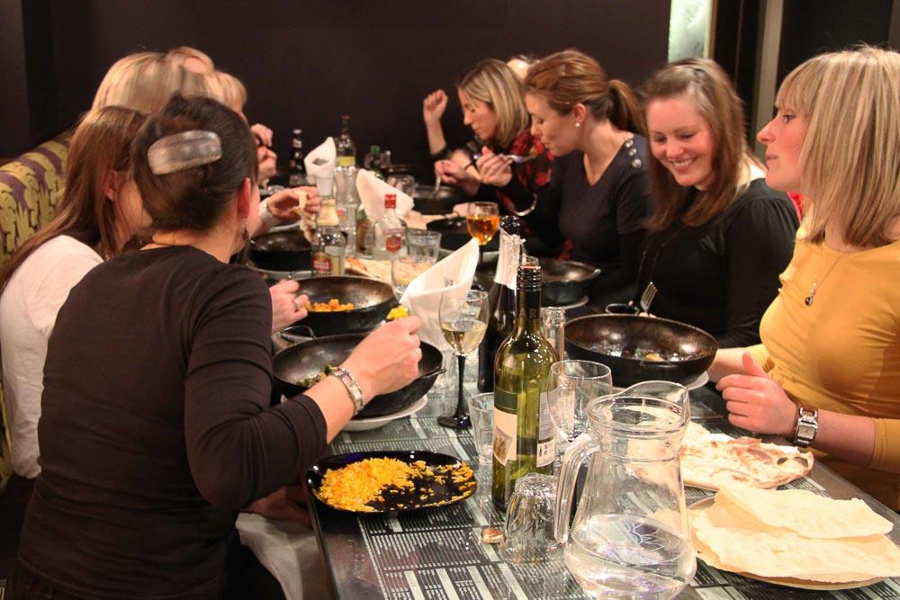 Balti Tour meal-Anna Gibson Photography