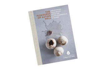 COMO recipes book kitchen